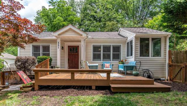 321 Clifton Rd, Atlanta, GA 30307 (MLS #8797400) :: The Durham Team