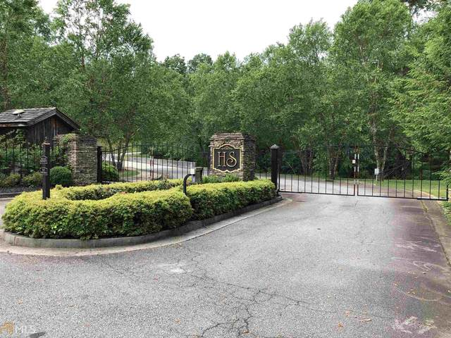 Lot 18 Habersham Shoals #18, Clarkesville, GA 30523 (MLS #8797459) :: The Heyl Group at Keller Williams