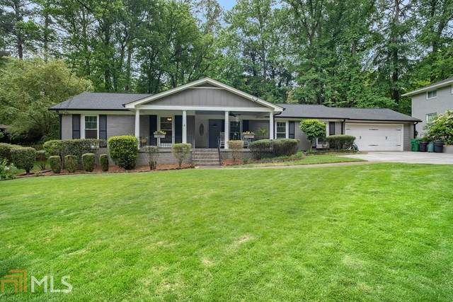 3355 Briarcliff Road Ne, Atlanta, GA 30345 (MLS #8797486) :: Lakeshore Real Estate Inc.