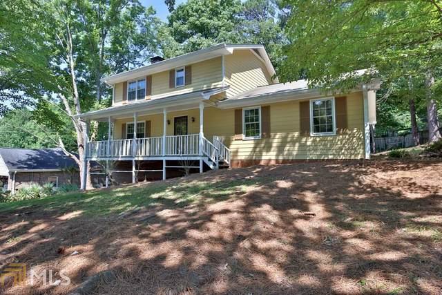 1461 Sundale Drive, Lawrenceville, GA 30046 (MLS #8797674) :: Bonds Realty Group Keller Williams Realty - Atlanta Partners