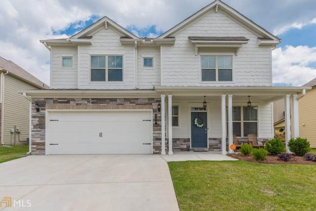 129 Valley View Trl, Dallas, GA 30132 (MLS #8797742) :: Bonds Realty Group Keller Williams Realty - Atlanta Partners