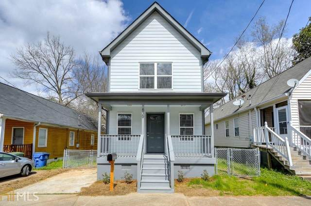 639 Lester St, Atlanta, GA 30314 (MLS #8797771) :: Military Realty