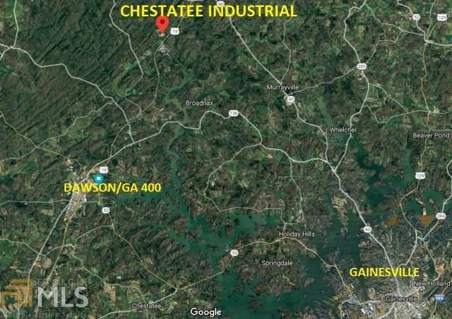 012 Chestatee Industrial Park Dr Lot 12, Dahlonega, GA 30533 (MLS #8797776) :: The Durham Team