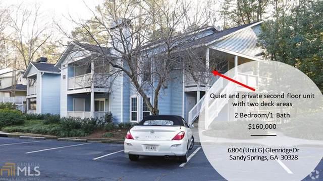 6800 Glenridge 6804-G, Sandy Springs, GA 30328 (MLS #8797816) :: RE/MAX Eagle Creek Realty