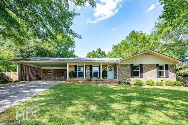 40 Reid Dr, Carrollton, GA 30117 (MLS #8797935) :: Rettro Group