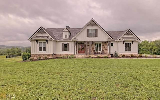 605 Owen Glen Overlook, Blairsville, GA 30512 (MLS #8798234) :: The Heyl Group at Keller Williams