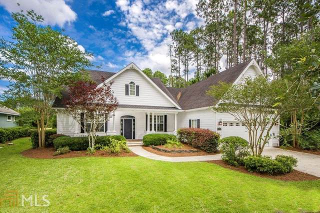 373 Millers Branch Dr, St. Marys, GA 31558 (MLS #8798285) :: Rettro Group