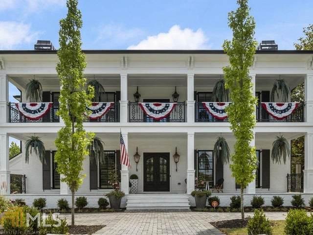 189 Academy St, Alpharetta, GA 30009 (MLS #8798332) :: Bonds Realty Group Keller Williams Realty - Atlanta Partners