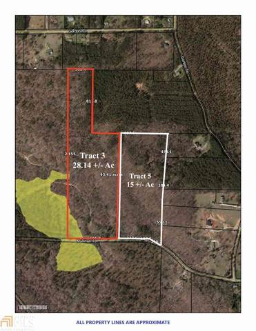 0 Mullinax Rd Tract 3, Taylorsville, GA 30178 (MLS #8798507) :: Bonds Realty Group Keller Williams Realty - Atlanta Partners