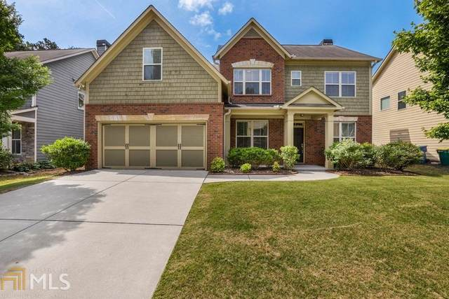 816 Tramore Rd, Acworth, GA 30102 (MLS #8798569) :: The Realty Queen & Team