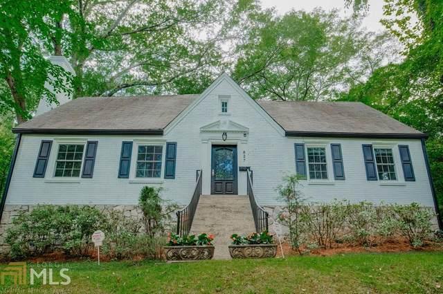 827 Brookridge Dr, Atlanta, GA 30306 (MLS #8798600) :: Buffington Real Estate Group