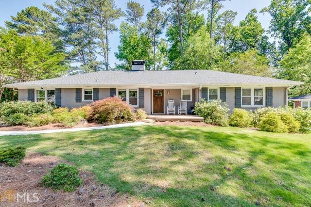 2314 Tanglewood Rd, Decatur, GA 30033 (MLS #8798708) :: Bonds Realty Group Keller Williams Realty - Atlanta Partners