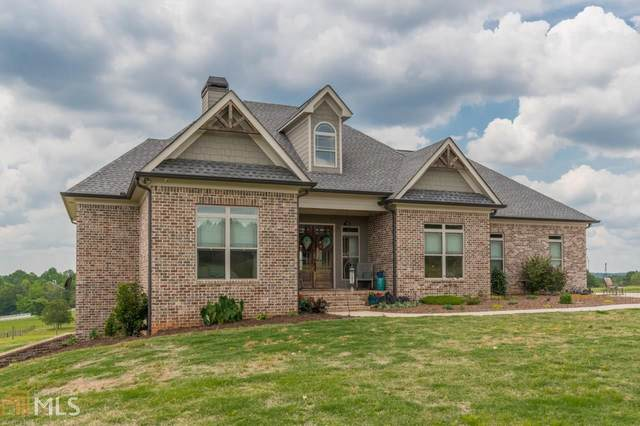 820 Carl Davis Rd, Monroe, GA 30656 (MLS #8798829) :: The Realty Queen & Team