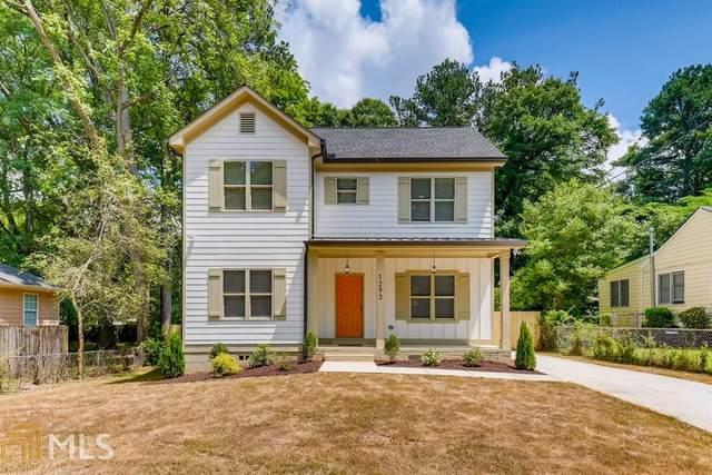 1293 Almont Dr, Atlanta, GA 30310 (MLS #8798918) :: Buffington Real Estate Group