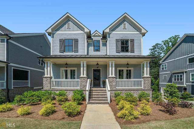 1922 NE Park Chase Lane, Brookhaven, GA 30324 (MLS #8799086) :: Bonds Realty Group Keller Williams Realty - Atlanta Partners
