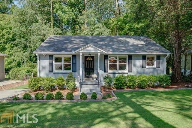 1684 Beacon Hill Boulevard Ne, Atlanta, GA 30329 (MLS #8799123) :: Bonds Realty Group Keller Williams Realty - Atlanta Partners