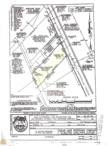 0 Paul Ave, Atlanta, GA 30318 (MLS #8799560) :: Buffington Real Estate Group