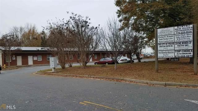 2735 Old Atlanta Rd, Griffin, GA 30223 (MLS #8800222) :: The Heyl Group at Keller Williams