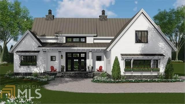 6335 Timber Creek Trl, Dahlonega, GA 30533 (MLS #8800252) :: Crown Realty Group