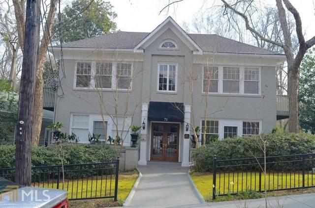 71 Maddox Dr #3, Atlanta, GA 30309 (MLS #8800600) :: Buffington Real Estate Group