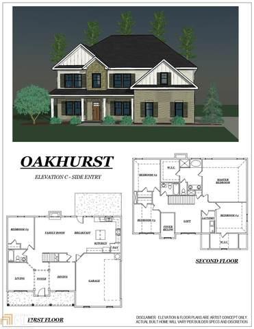 81 Homestead Cir Lot 51, Forsyth, GA 31029 (MLS #8800722) :: The Heyl Group at Keller Williams