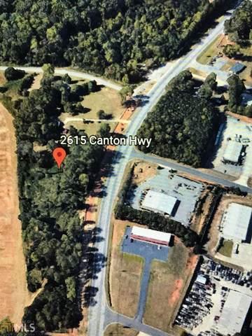 2615 Canton Hwy, Cumming, GA 30040 (MLS #8800838) :: The Heyl Group at Keller Williams