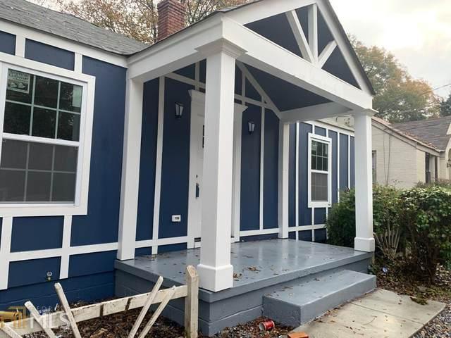 1854 Cannon, Decatur, GA 30032 (MLS #8800916) :: Keller Williams Realty Atlanta Partners
