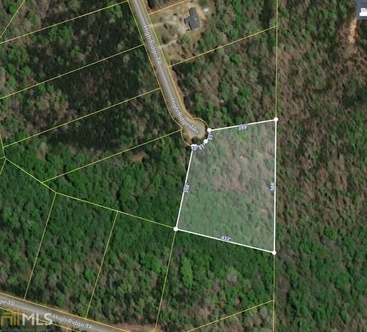 0 High Ridge Trl Lot 65, Jackson, GA 30233 (MLS #8800959) :: The Heyl Group at Keller Williams