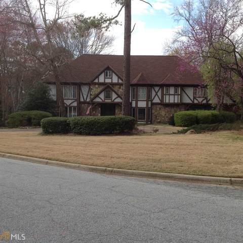 1862 Chedworth Ct, Stone Mountain, GA 30087 (MLS #8801102) :: The Heyl Group at Keller Williams