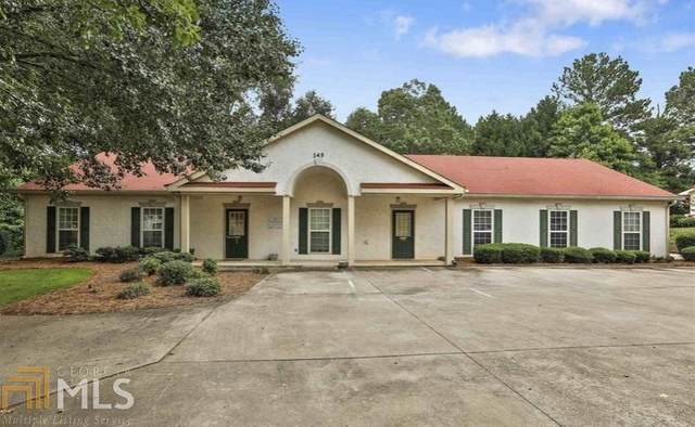 145 Howell Rd #6, Tyrone, GA 30290 (MLS #8801893) :: The Heyl Group at Keller Williams