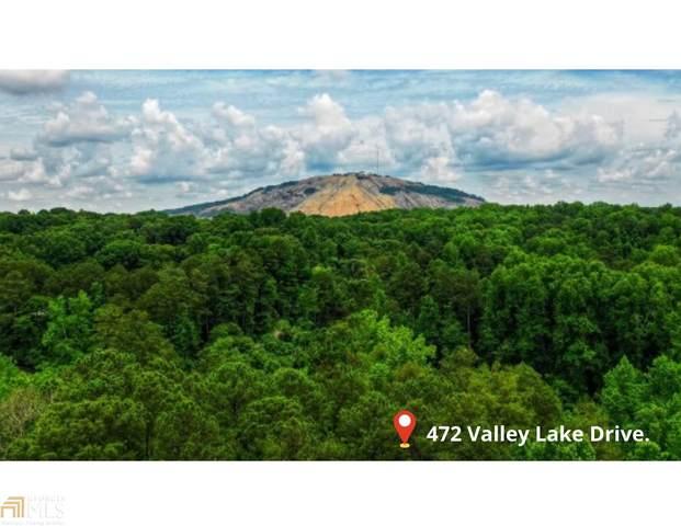 472 Valley Lake Dr, Stone Mountain, GA 30087 (MLS #8801937) :: Buffington Real Estate Group