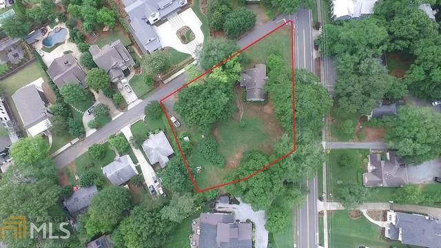 4761 Woodstock Rd, Roswell, GA 30075 (MLS #8801968) :: The Heyl Group at Keller Williams