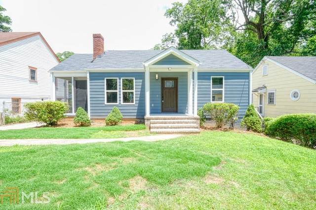 222 Mathewson Pl, Atlanta, GA 30314 (MLS #8802383) :: Buffington Real Estate Group