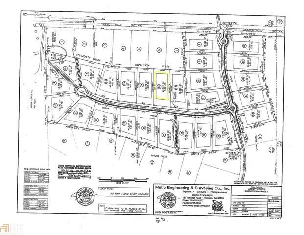 0 Abbott Cv Lot 13, Barnesville, GA 30204 (MLS #8802646) :: Crown Realty Group