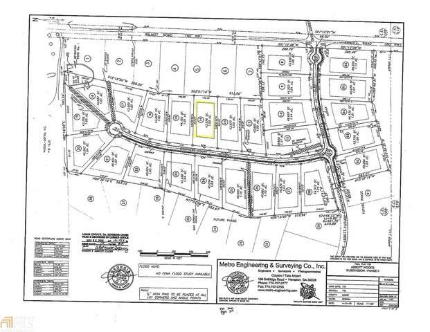 0 Abbott Cv Lot 14, Barnesville, GA 30204 (MLS #8802648) :: Crown Realty Group