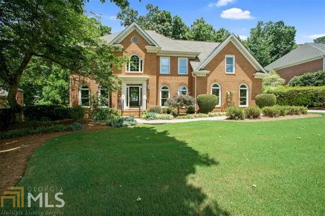 335 Hurst Bourne Ln, Johns Creek, GA 30097 (MLS #8803055) :: Scott Fine Homes at Keller Williams First Atlanta