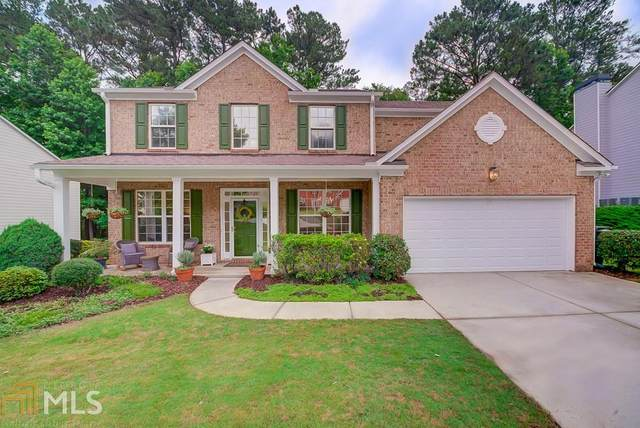 341 Aster Ridge Trl, Peachtree City, GA 30269 (MLS #8803093) :: Scott Fine Homes at Keller Williams First Atlanta
