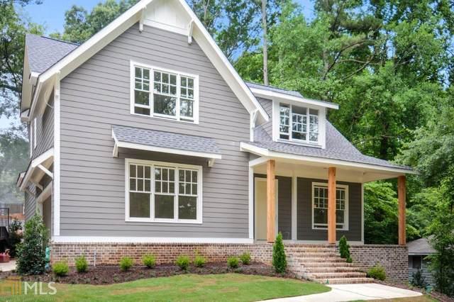 2922 Parkridge Dr, Brookhaven, GA 30319 (MLS #8803378) :: Buffington Real Estate Group