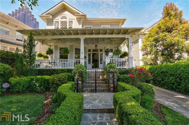 34 Peachtree Cir, Atlanta, GA 30309 (MLS #8803399) :: Buffington Real Estate Group