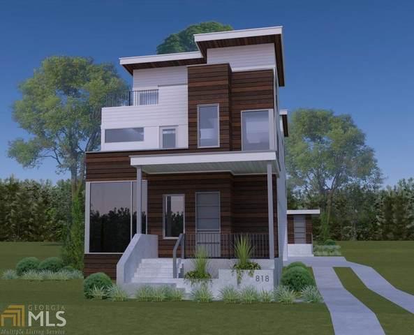 818 Glendale Ter, Atlanta, GA 30308 (MLS #8803638) :: Buffington Real Estate Group