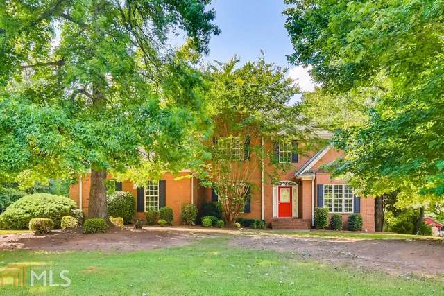 125 Emerald Lake Dr, Fayetteville, GA 30215 (MLS #8803895) :: The Durham Team
