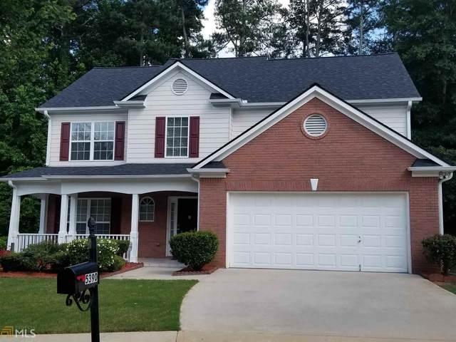 5390 Village View Ln, Stone Mountain, GA 30087 (MLS #8804018) :: Athens Georgia Homes