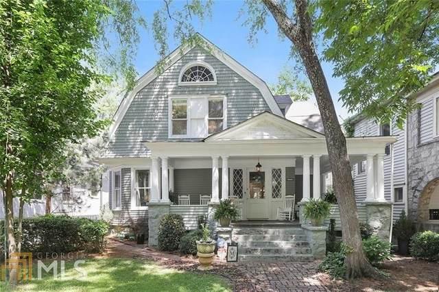 1384 Piedmont Ave, Atlanta, GA 30309 (MLS #8804242) :: Buffington Real Estate Group