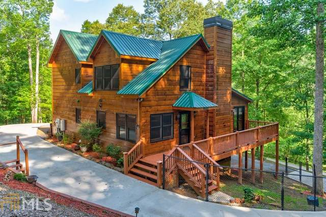 466 Fugue Dr, Ellijay, GA 30540 (MLS #8804358) :: Buffington Real Estate Group