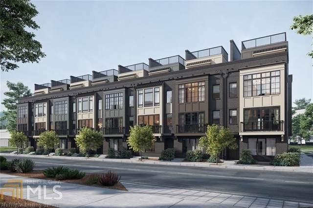 720 Edgewood Ave #18, Atlanta, GA 30307 (MLS #8804453) :: BHGRE Metro Brokers