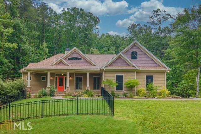 68 Smith Cir, Dawsonville, GA 30534 (MLS #8805281) :: Buffington Real Estate Group