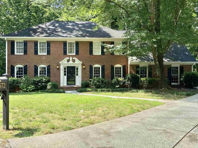 5572 Bostwick Ct, Peachtree Corners, GA 30092 (MLS #8805643) :: Buffington Real Estate Group