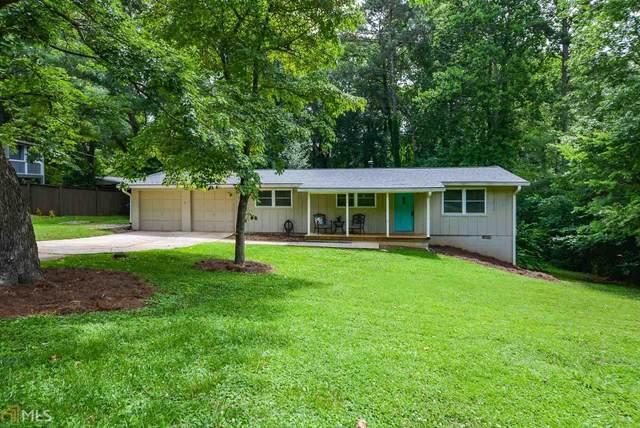 128 Robinhood Dr, Woodstock, GA 30188 (MLS #8805726) :: Buffington Real Estate Group