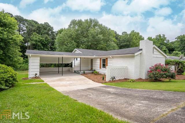 3021 Highland Dr, Smyrna, GA 30080 (MLS #8806576) :: The Heyl Group at Keller Williams
