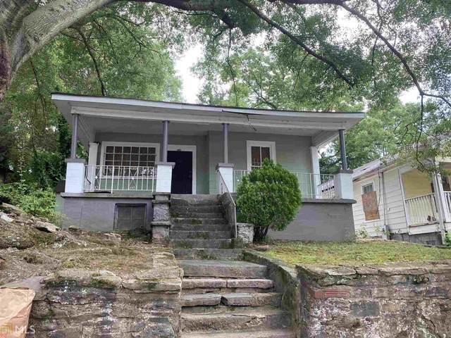 988 NW Desoto, Atlanta, GA 30314 (MLS #8806885) :: Rettro Group